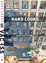 Hard Looks by Andrew Vachss, cover illustration by Geofrey Darrow - click here for more info