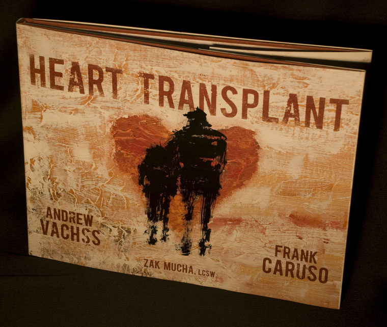 Heart Transplant by Andrew Vachss and Frank Caruso